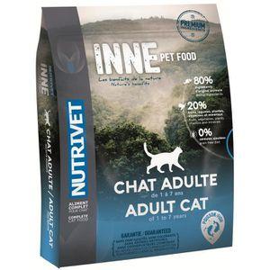 CROQUETTES NUTRIVET Croquettes au poisson Inne - Pour chat ad