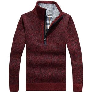 PULL Laine Pull Chaud Hiver Homme Slim Fit Pullover Hom 6e1aefb16d9