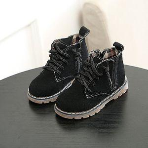 BOTTE exquisgift  Chaussures pour enfants Filles Bottes