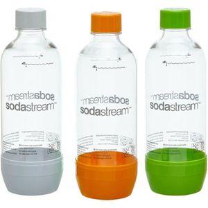 PIÈCE POUR FAIT-MAISON  SodaStream Bouteilles PET 2+1 gratuite