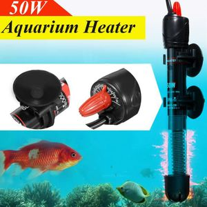 CHAUFFAGE TEMPSA 50W Submersible Aquarium Fish Tank Water He