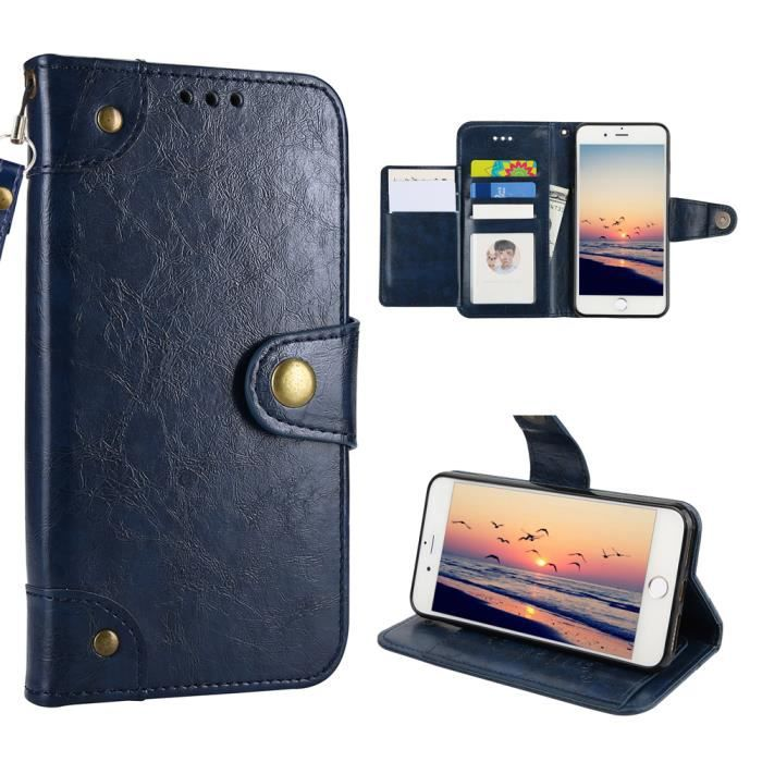 coque portfolio iphone 7