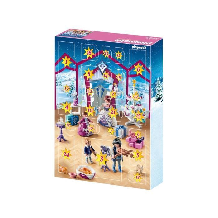 Calendrier L Avent Playmobil.Le Calendrier De L Avent Playmobil