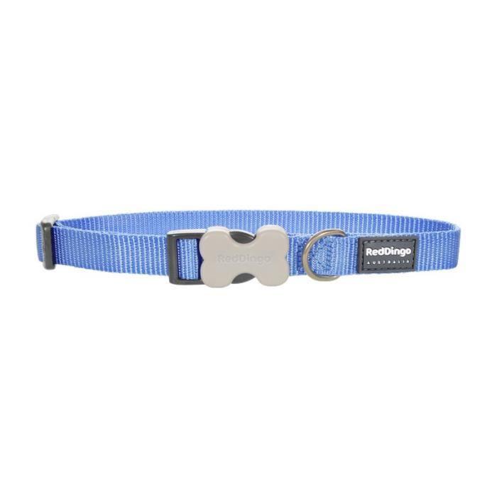 Red Dingo - Collier Pour Chien Bleu Unique