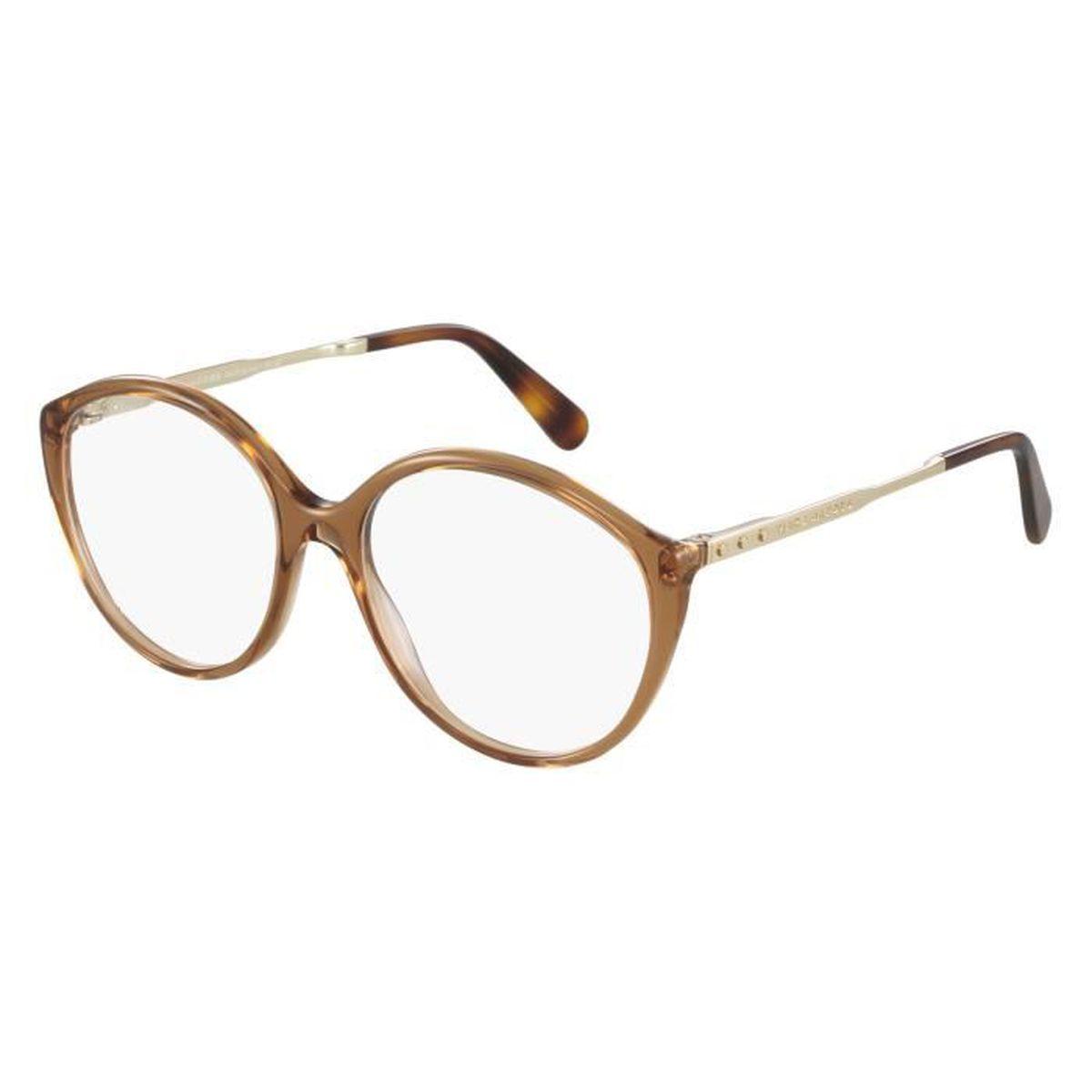 Lunettes de vue Marc Jacobs MJ 599 -GQQ Marron transparent - Or - Achat    Vente lunettes de vue Lunettes de vue Marc Jacobs Femme Adulte Marron -  Cdiscoun c17992c38ae3