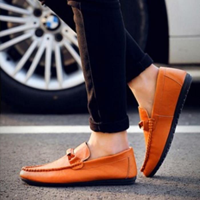 Hommes Tongue Marque De Luxe homme de chaussures d'été sandales Meilleure Qualité marque pantoufle Nouvelle mo dssx104noir42 7FJHxFiA