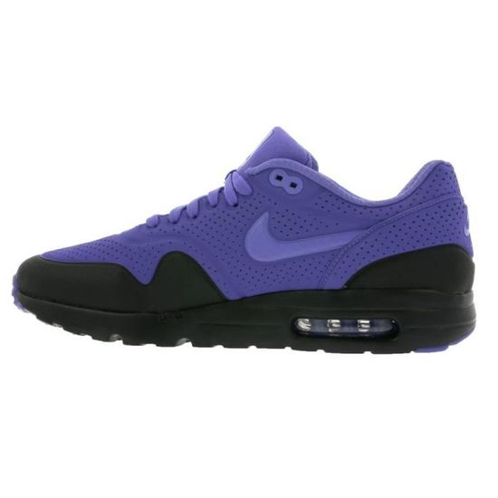 NIKE Air Max 1 Ultra moiré sneakers 705 297 500 Violet Violet - Achat / Vente basket - Cdiscount