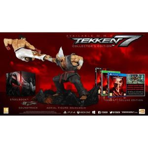 JEUX XBOX ONE Tekken 7 Edition Collector Jeu Xbox One