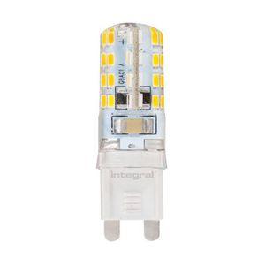 INTEGRAL LED Ampoule G9 180lm 2,5W équivalent ? 20W