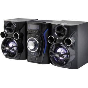 TREVI HCX-1200 Chaîne HIFI Bluetooth - 70 W - Noir