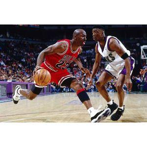 AFFICHE - POSTER ki008kk-XL Michael Jordan MJ23 Basketball Sport Ar