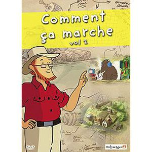 BLU-RAY DESSIN ANIMÉ DVD Comment ca marche, vol. 2