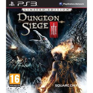 JEU PS3 PS3 DUNGEON SIEGE 3 EDITION LIMITED