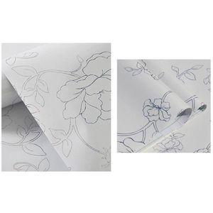 Papier Peint Symbole Japonais Fleurs De Cerisier Sakura Dimension