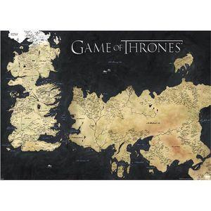Célèbre Carte game of thrones - Achat / Vente Carte game of thrones pas  HF05
