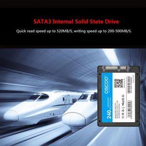 DISQUE DUR SSD Docooler SATA III 6Gb / s 2.5