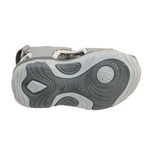 SANDALE - NU-PIEDS sandales nu pieds garçon grise