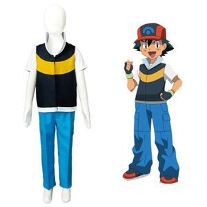 DÉGUISEMENT - PANOPLIE Pokemon DP Ash Ketchum Satoshi Season 3 Diamond et