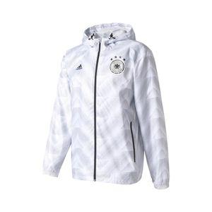 ... coupe vent allemagne gris Aller à la salle de gym est une forme  d exercice. footkorner adidas veste allemagne az5642 blanc back ... 82a46132a10