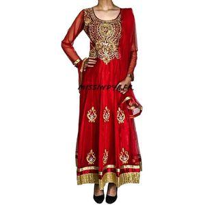 Robe de soiree indienne 2019