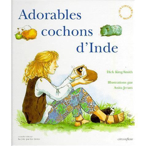 Livre 6-9 ANS Adorables cochons d'Inde