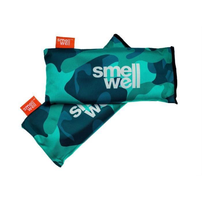 SmellWell Active XL - Camo Grey - pochons désodorisants 3-en-1