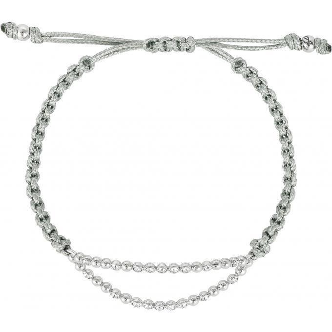 bracelet adore allure 5260409 - bracelet perles argenté femme