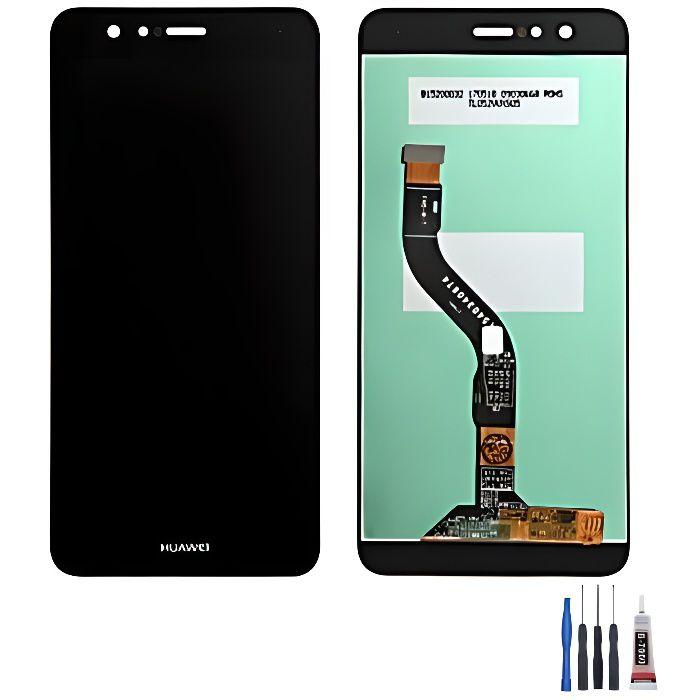 2273335748575a Piece Detachee Telephone - ECRAN LCD + VITRE TACTILE pour HUAWEI P10 LITE  NOIR + outils