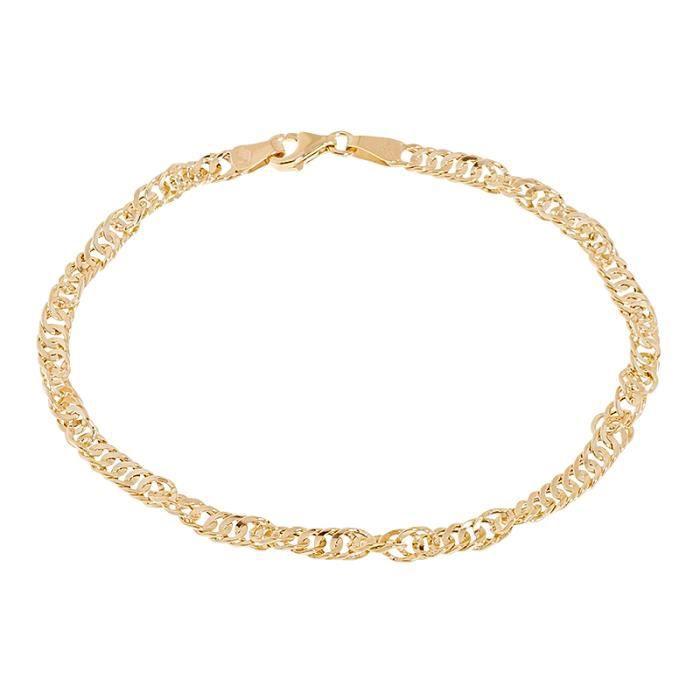 Bracelet CLEOR Or 375/1000