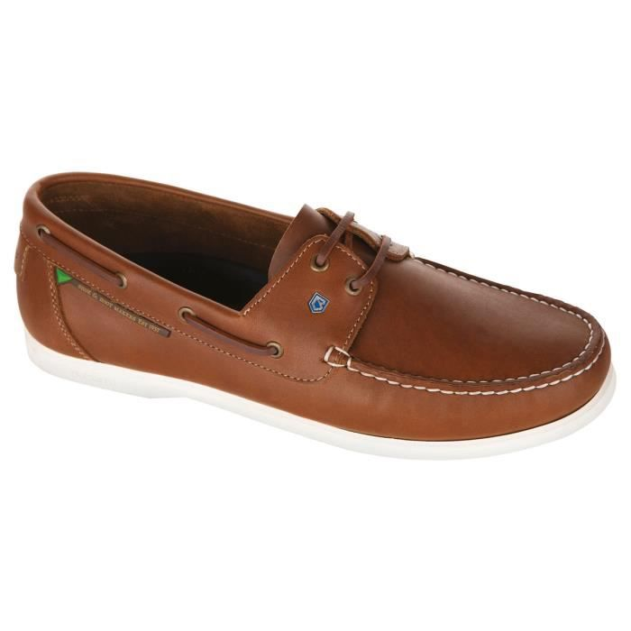 Chaussure bateau homme Dubarry M... Brown leather SRo8y