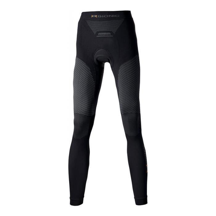 Collant long X-Bionic Biking Comfort noir femme - Prix pas cher ... 52cada257d0