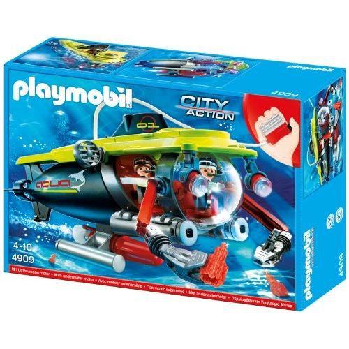 Jeu M Playmobil Sous 4909 De Construction 8NmPyvn0wO