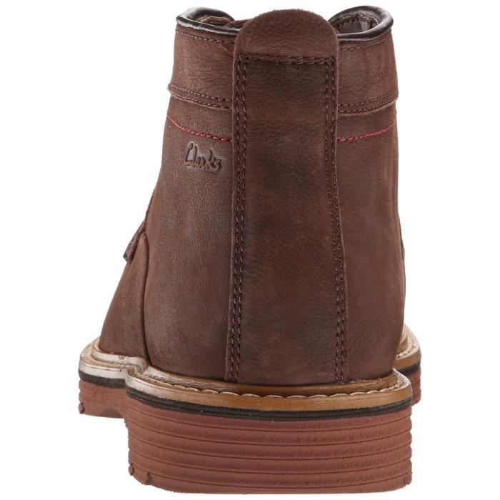 Clarks Bottes chukka newkirk pour hommes N103L