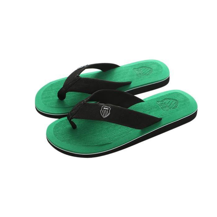 Pantoufles Sandales D'intérieur Loisirs amp; Flip Outdoor De Beach Summer Chaussures Homme Qe1011 flop xqTtZXO