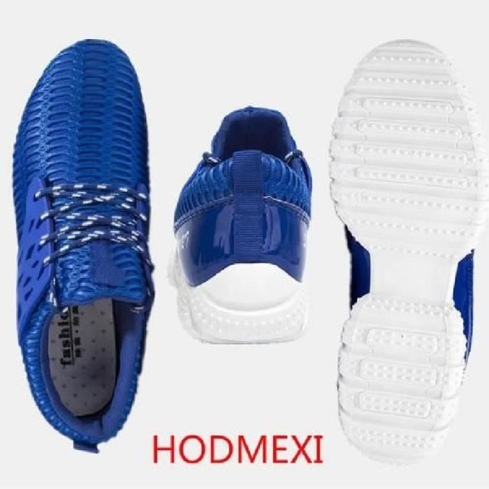 SHELOVEIT® Chaussures Casual-Mode Basket Homme Chaussure H... Due2WLO