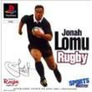 JEU PS1 Jonah Lomu Rugby