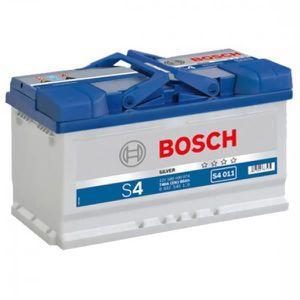 BATTERIE VÉHICULE Batterie BOSCH Bosch S4011 80Ah 740A - 36646340260