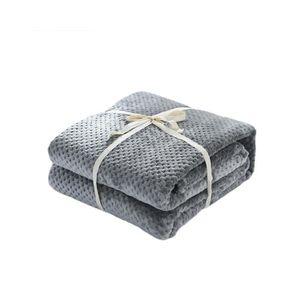 Couverture en polaire de Sofa et Lit en Microfibre de Polyester, flanelle,  Souple, a1e4ab56221