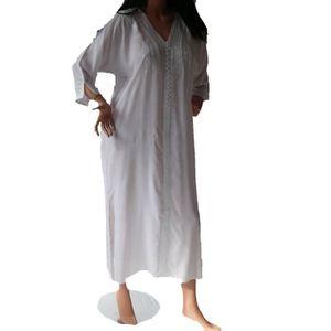 ROBE Robe tunique marocaine - XL