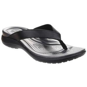 TONG Crocs Capri V - Tongs - Femme