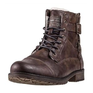 BOTTINE bottines  /  boots 4119-601 homme mustang 4119-601