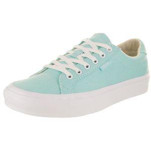 BOTTE Vans chaussure de skate femme TBTUE Taille-36 1-2