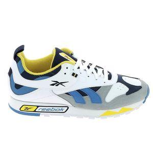 BASKET Basket mode - Sneakers REEBOK Classic Lea Blanc Gr
