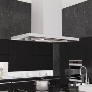 hotte ilot inox achat vente pas cher. Black Bedroom Furniture Sets. Home Design Ideas