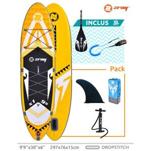 STAND UP PADDLE Stand up Paddle Gonflable Sup ZRAY X-RIDER X1 2019