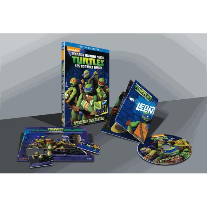 DVD FILM DVD Les tortues ninja, vol. 1 : l'apparition de...