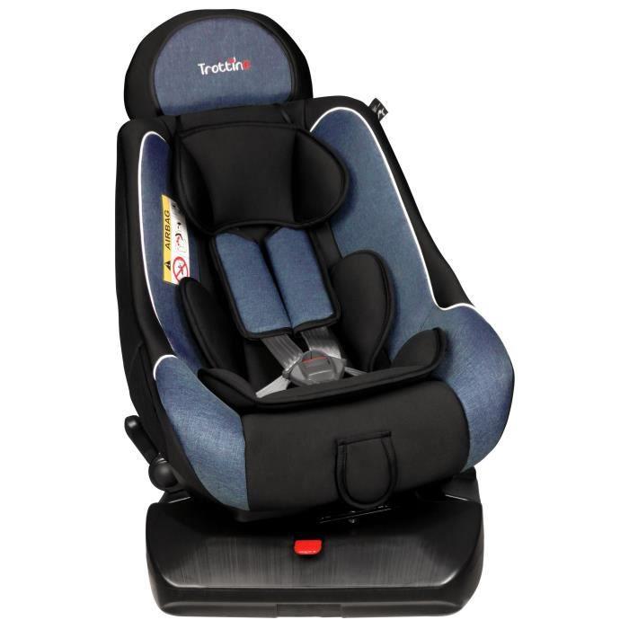 siège auto 0/1 pivotant - Installation facilitée - Mixte - Dès la naissance jusqu'à 18 kg - Livré à l'unitéSIEGE AUTO