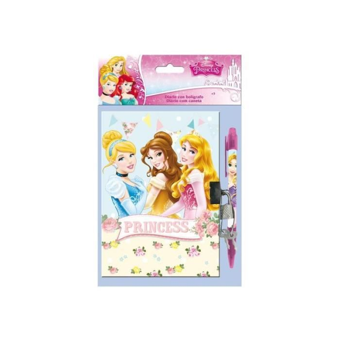 JOURNAL INTIME Journal Intime - Princesses - Journal intime + sty