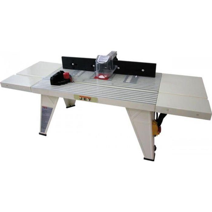 Jet table universelle jrt 1 pour d fonceuse achat - Table pour defonceuse bosch ...