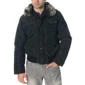 Vente Jeans Noir H Achat Blouson Doudoune Biaggio F1qwCxY7